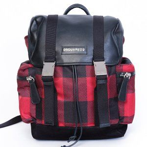 DSQUARED2 PLAD BACKPACK